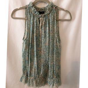 Express Vintage style woman's blouse